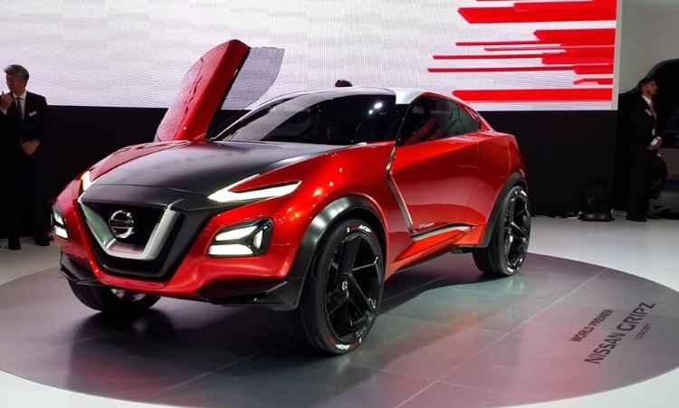 Nissan Gripz Concept - Pedro Cerqueira/EM/D.A Press