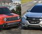 Jeep Renegade encosta no Honda HR-V nas vendas de setembro; Ford EcoSport é o quarto