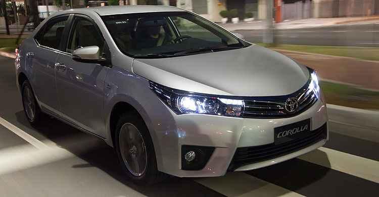 Toyota reajusta pre�os e Corolla pode chegar a R$ 101.990
