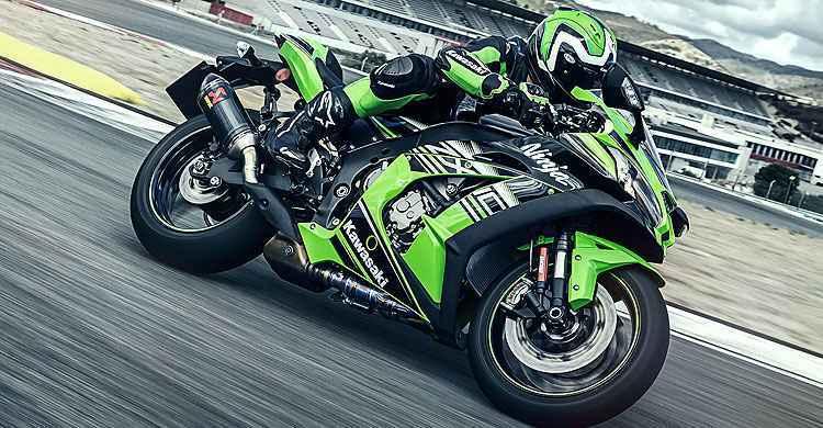 Sal�o Duas Rodas: Kawasaki lan�a nova gera��o da Ninja ZX-10R no Brasil