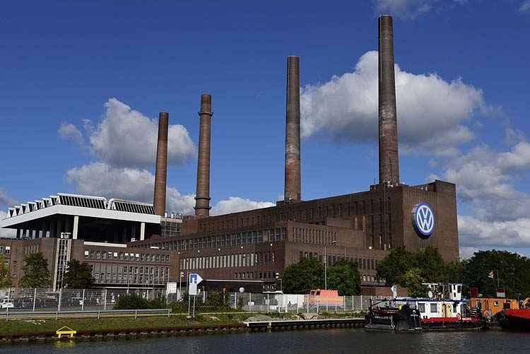Ag�ncia de classifica��o de riscos baixa nota da Volkswagen