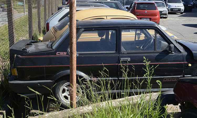 Raro Fiat Oggi CSS ser� leiloado por R$ 150 em Belo Horizonte