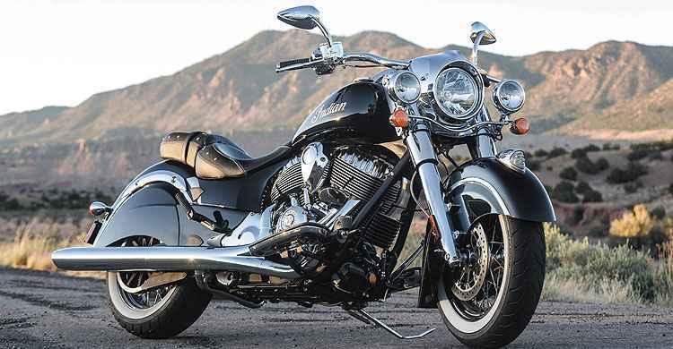 Indian: lend�ria marca americana de motocicletas desembarca no Brasil
