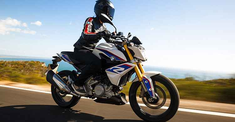 Menor motocicleta da marca, BMW G 310R chega ao Brasil em 2016