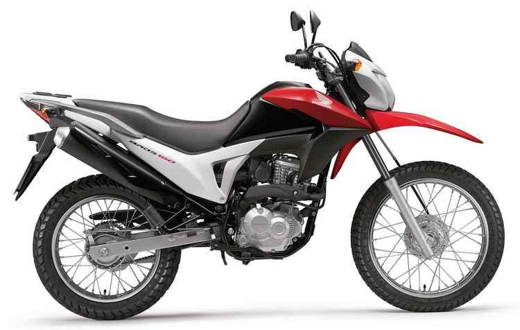 Honda NXR Bros 160 ganha vers�o de entrada por R$ 9,9 mil