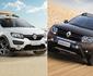 Renault lan�a s�ries especiais Duster Dakar e Sandero Stepway Rip Curl
