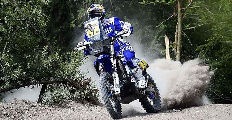 Rainhas do deserto: motos encaram desafios no Rali Dakar 2016