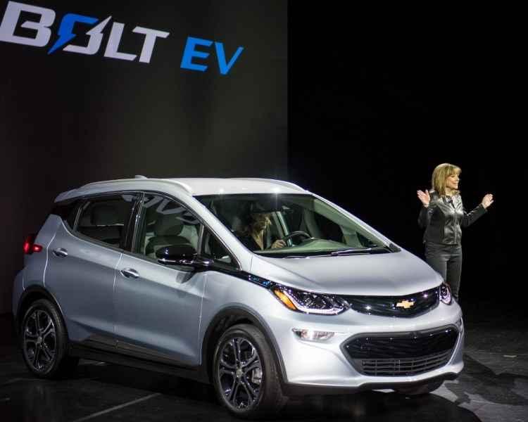 Nos EUA, crossover elétrico já é considerado um anti-Tesla 3 - Chevrolet/Divulgação