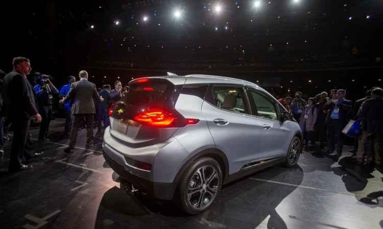 Linhas agressivas seguem novo DNA da Chevrolet - Chevrolet/Divulga��o