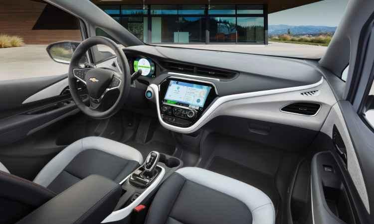 Cockpit duplo e tela de 10 polegadas marcam o interior - Chevrolet/Divulga��o