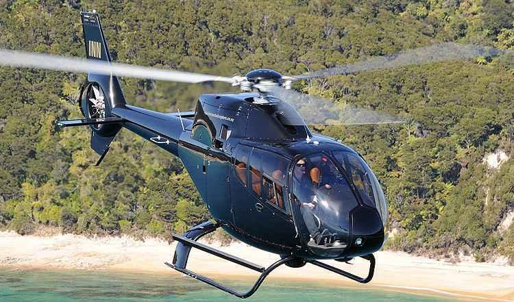 Airbus H120 com para transporte de passageiros  - ANTHONY.PECCHI/Divulgação Airbus