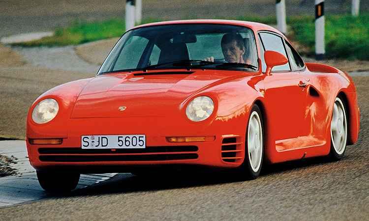Porsche/Divulga��o