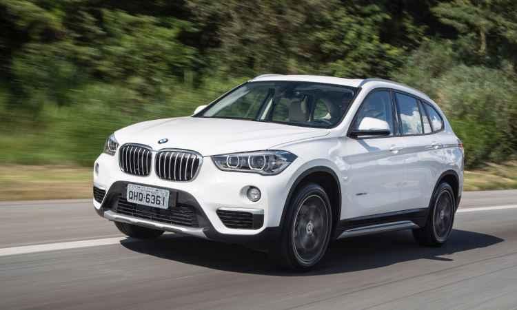 Com porte de SUV, novo BMW X1 chega ao Brasil
