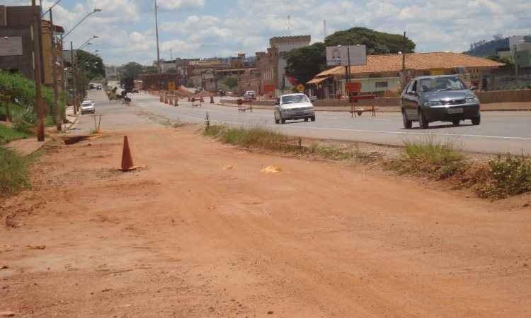 �nica PPP de estrada, MG-050 j� soma R$ 58 milh�es em multas