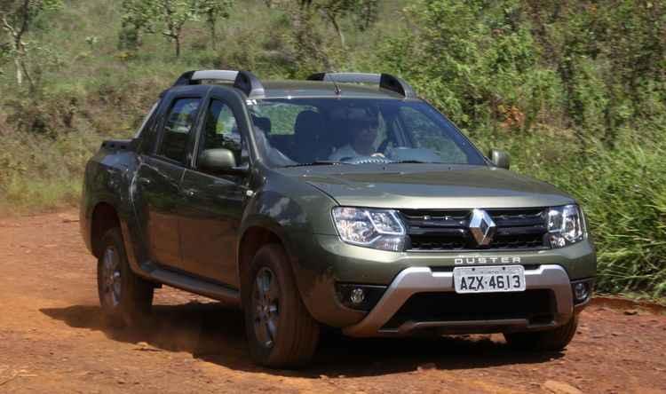 Renault Oroch 2.0 Dynamique: Autom�vel com ca�amba