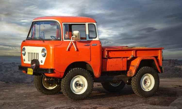 Jeep FC 150 - Jeep/Divulgação