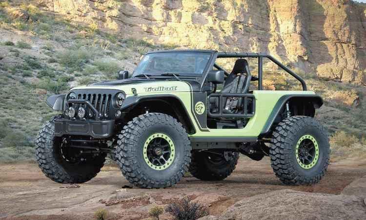 Jeep Trailcat - Jeep/Divulgação