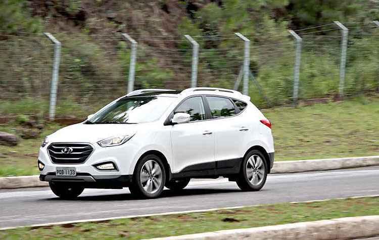 Mudan�as no Hyundai ix35 custaram caro; confira o teste!