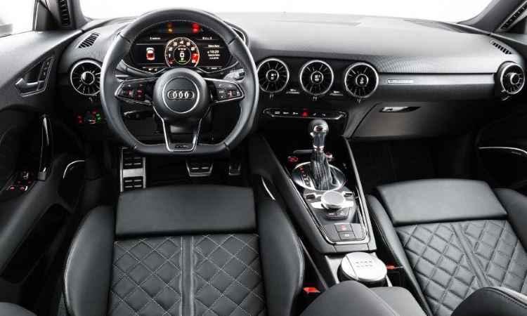Tela do painel pode ser configurada para destacar conta-giros, nos modos cl�ssico ou S - Audi/Divulga��o
