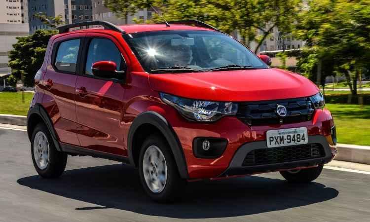 Derivado, mas menor que o Uno, Fiat Mobi chega a partir de R$ 31.900