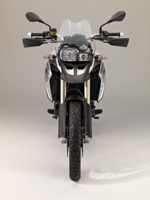 Modernizada no visual e mec�nica, BMW F 800 GS compartilhar� nova f�brica