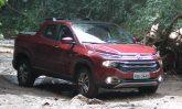 Fiat anuncia recall para as vers�es 4x4 a diesel da picape Toro