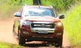 Ford pede para propriet�rios da Ranger 16/17 atenderem a recall de freios imediatamente