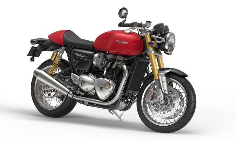 Nova linha Triumph Bonneville preserva ess�ncia e estilo do modelo original