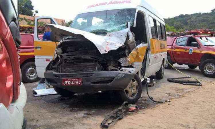Detran-MG passa a fazer registro autom�tico de carros acidentados em Belo Horizonte