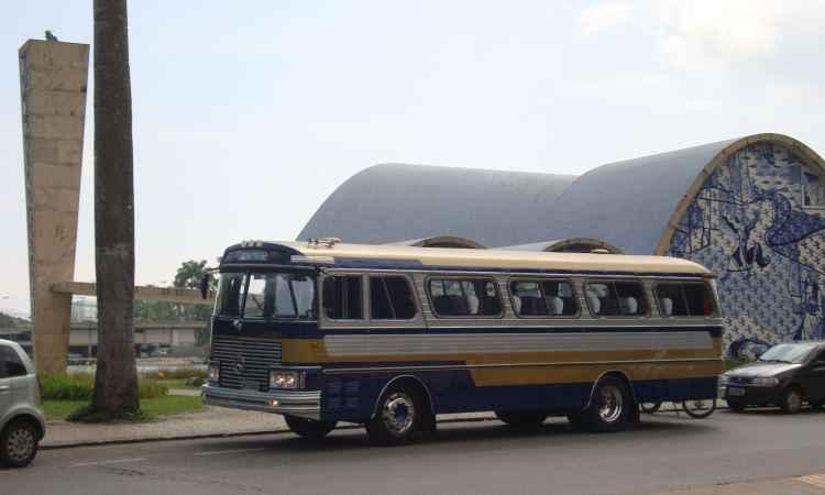 Divin�polis receber� exposi��o de �nibus antigos em 30 de julho