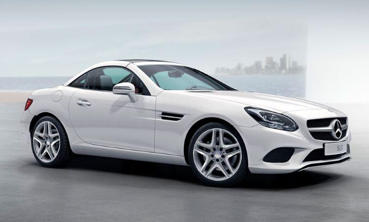 Mercedes-Benz lan�a SLC e SL reestilizados no mercado brasileiro