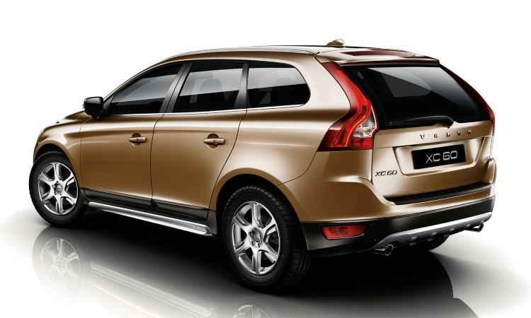 Volvo inicia pr�-venda do XC60 diesel no Brasil com reposicionamento de vers�es