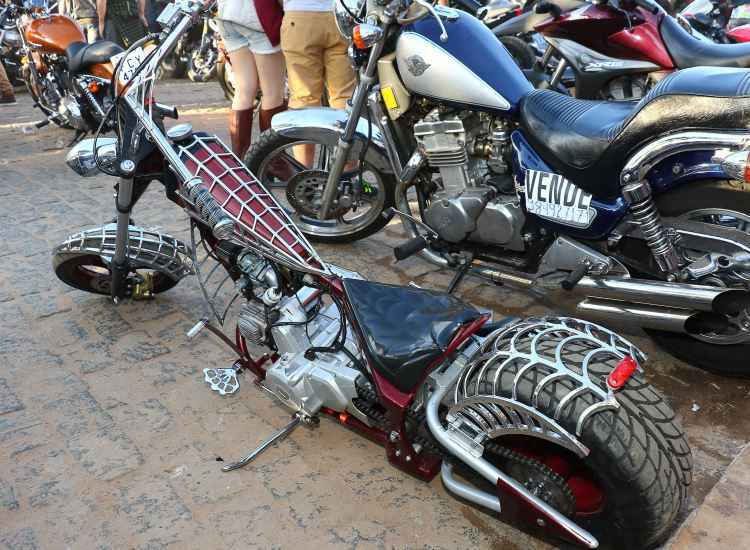 24� Bike Fest Tiradentes reuniu em harmonia as diferentes tribos do motociclismo