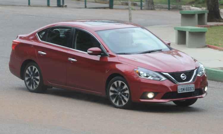 Reestiliza��o do Nissan Sentra SL 2.0 CVT passa longe do visual jovem; confira o teste!