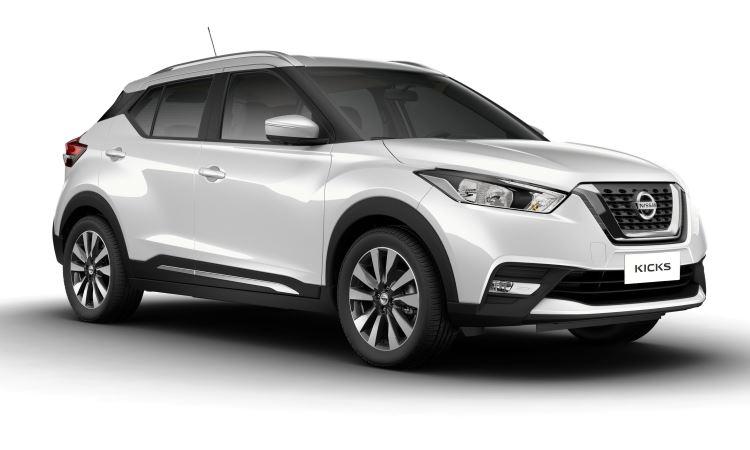 Nissan tra�a ousada estrat�gia entre os SUVs e crossovers com o Kicks