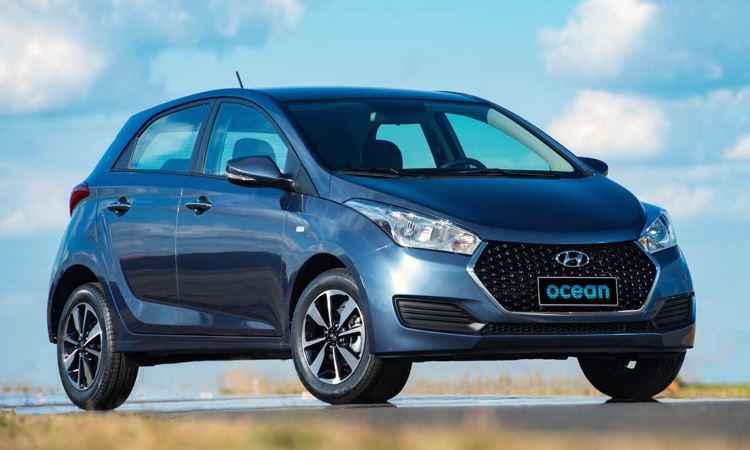 Hyundai HB20 Ocean traz pacote visual e de conforto a partir de R$ 49.755