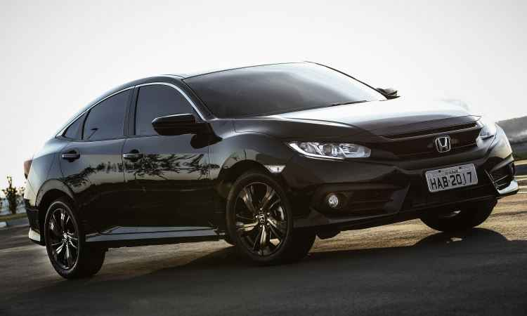 Honda mostra d�cima gera��o do Civic