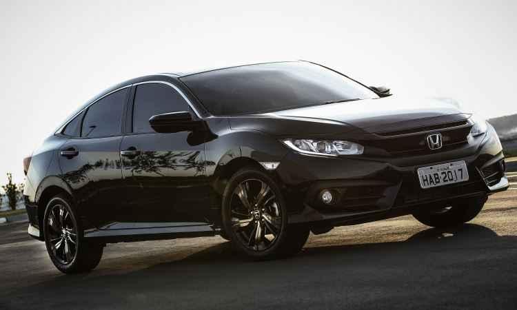 Honda mostra d�cima gera��o do Civic