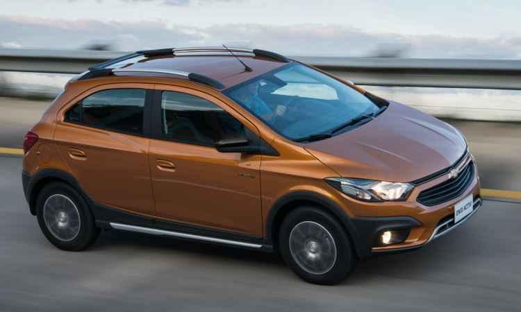 Chevrolet Onix reestilizado traz vers�o Activ a partir de R$ 57.190
