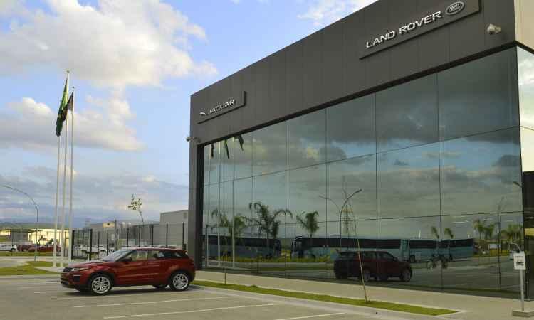Range Rover Evoque brasileiro come�a a ser vendido nas concession�rias