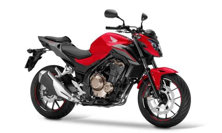 Honda CB 500F 2016 chega com inova��es tecnol�gicas, mantendo o motor de dois cilindros
