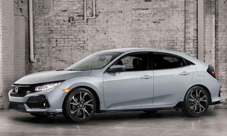 Novo Honda Civic hatch chega primeiro aos Estados Unidos