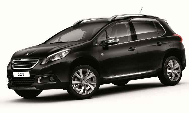 Peugeot 2008 Crossway trar� nova caixa autom�tica de seis velocidades