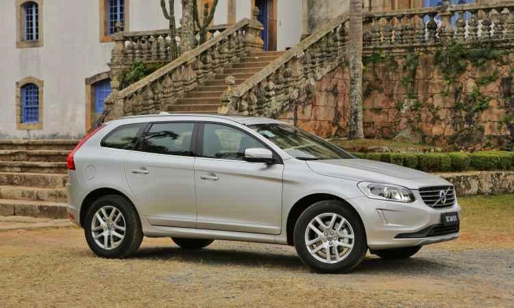 Volvo XC60 diesel chega ao Brasil em duas vers�es, de R$ 199.950 a R$ 224.950