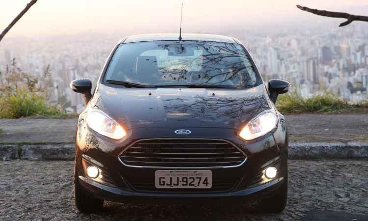 Teste: Mais potente do segmento, Ford Fiesta 1.0 Ecoboost tem pre�o de carro m�dio