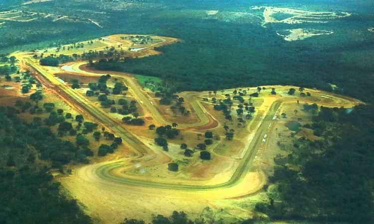 O circuito tem sentido anti-horário e 4.200m de extensão - Yes Sports/Divulgação
