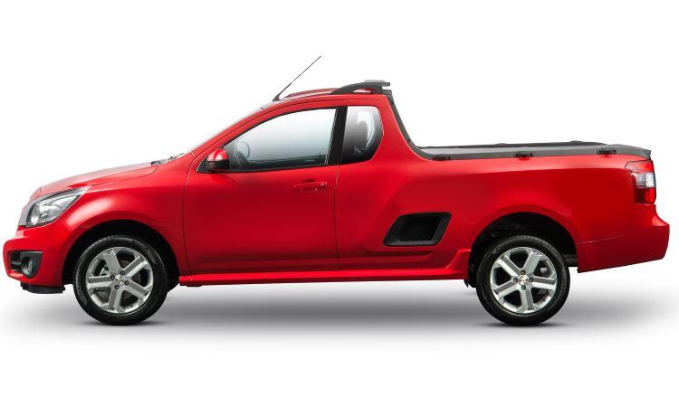 Chevrolet Montana adota pacote Eco, ainda sem c�mbio de seis marchas