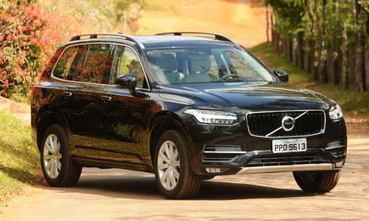 Teste: Volvo XC90 T6 impressiona pela tecnologia e acabamento sofisticado