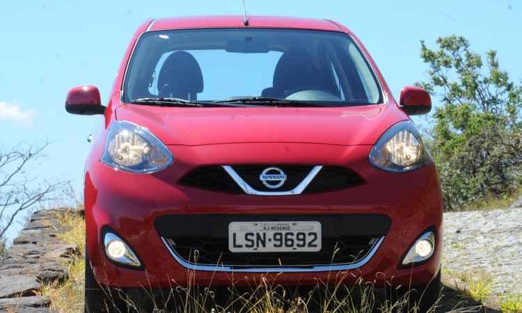 Nissan March 1.6 com novo c�mbio CVT tem desempenho linear; confira o teste!