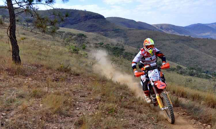 34� edi��o do Enduro da Independ�ncia testou os limites de mais de 300 pilotos